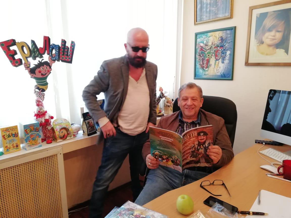 Борис Грачевский в журнале КЛУБ ДЕЛОВЫЕ ЛЮДИ