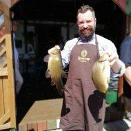 КЛУБ ОХОТА С КУЗЕНКОВЫМ вышла на рыбалку на озеро Понти!