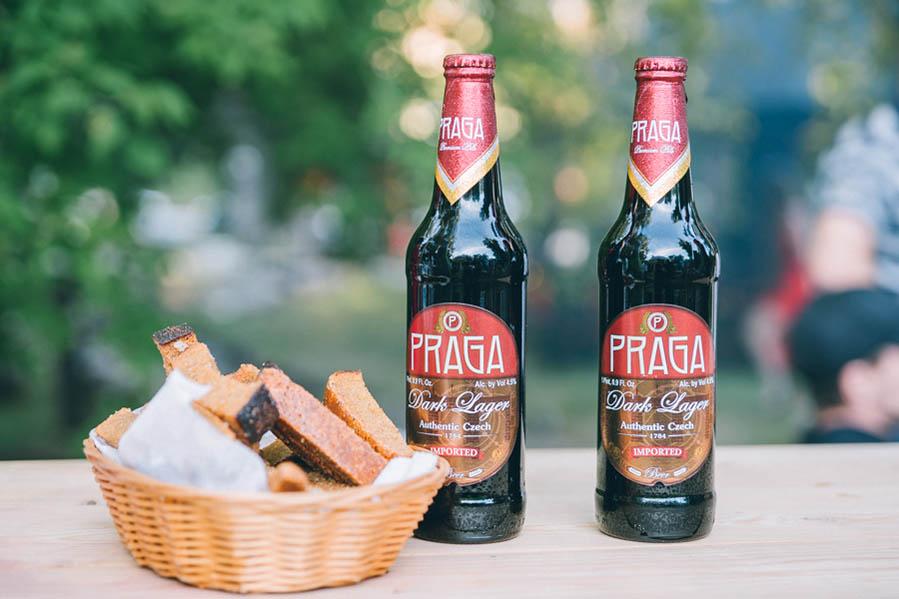 пиво PRAGA для ДЕЛОВЫХ ЛЮДЕЙ… и не только