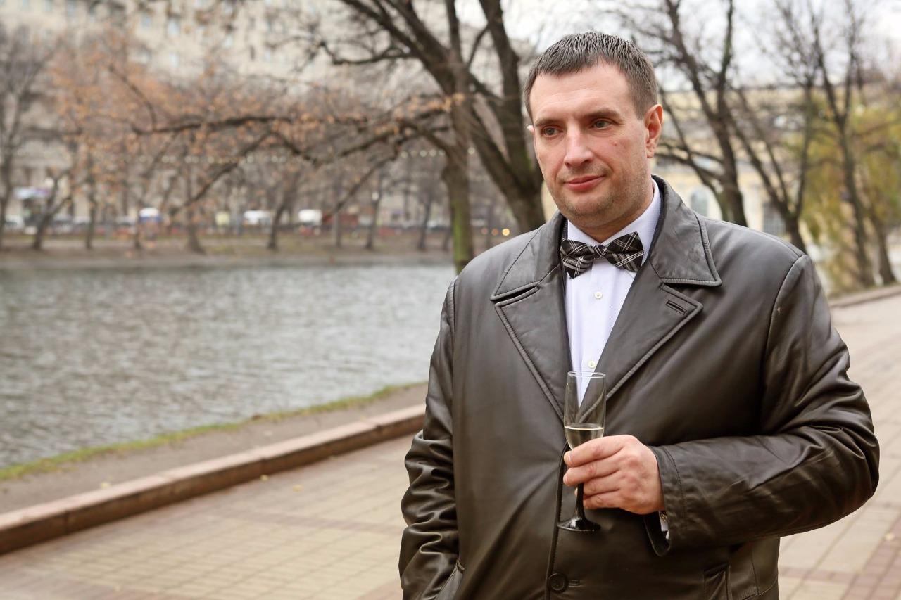 Борис Лютер — член совета клуба ОЧЕНЬ ДЕЛОВЫЕ ЛЮДИ