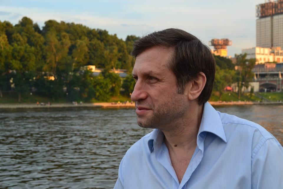 Александр Вулых — почётный член клуба ОЧЕНЬ ДЕЛОВЫЕ ЛЮДИ
