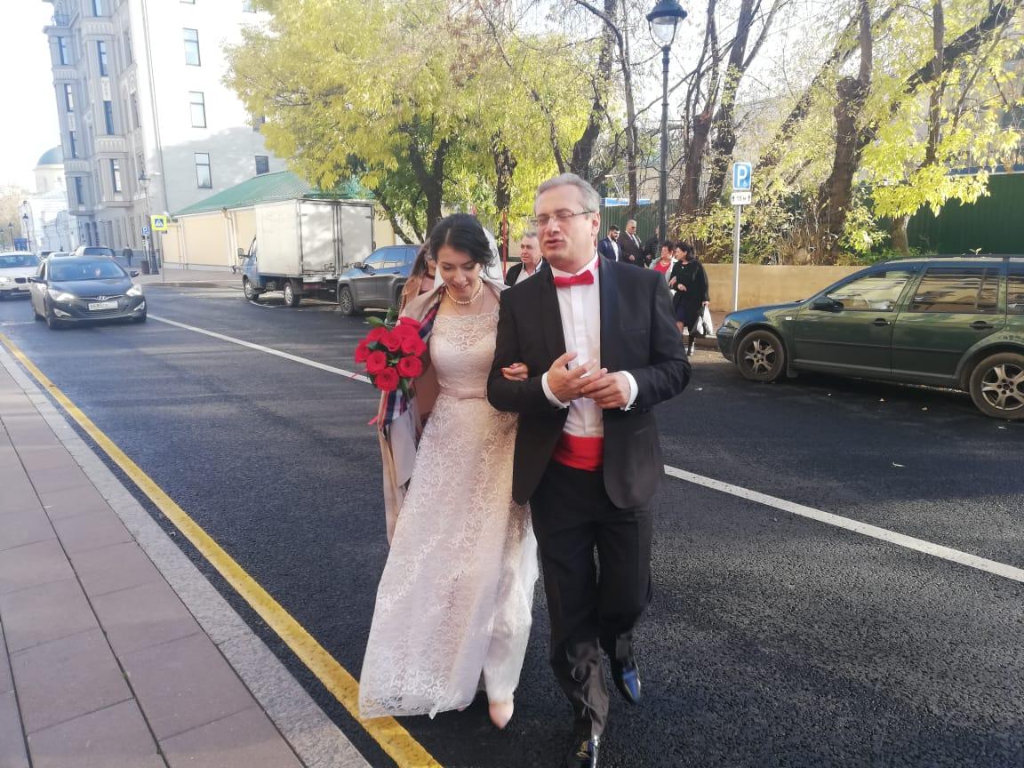Свадьба под SIGLO DE ORO! свадьба члена совета нашего клуба, известного эксперта в области сигар и алкоголя Зазы Непаридзе