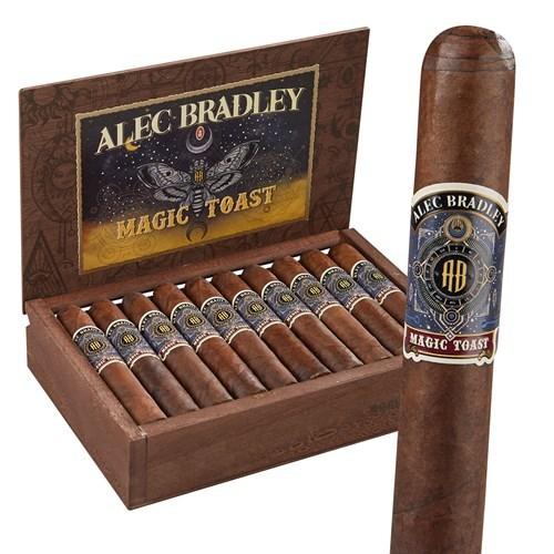 НОВОСТИ от салона СИГАРЫ И ВИСКИ …  ВНИМАНИЕ НОВИНКА!!! Сигары от Alec Bradley Magic Toast