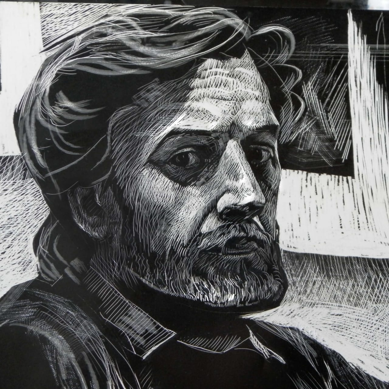 новые картины художника Владимира Горячева