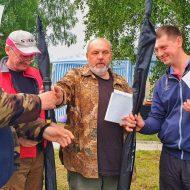 Два клуба охотников РУССКИЕ МЕДВЕДИ и ОХОТА С КУЗЕНКОВЫМ схлестнулись не на жизнь, а на РЫБУ ..