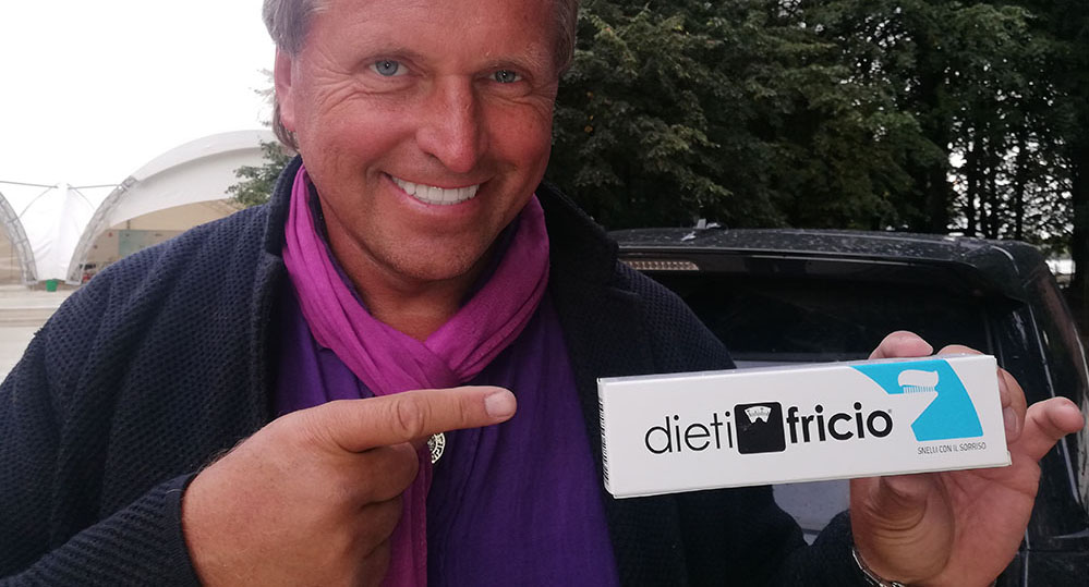 Давайте худеть вместе! Константин Щербинин решил похудеть с помощью DietiFricio!