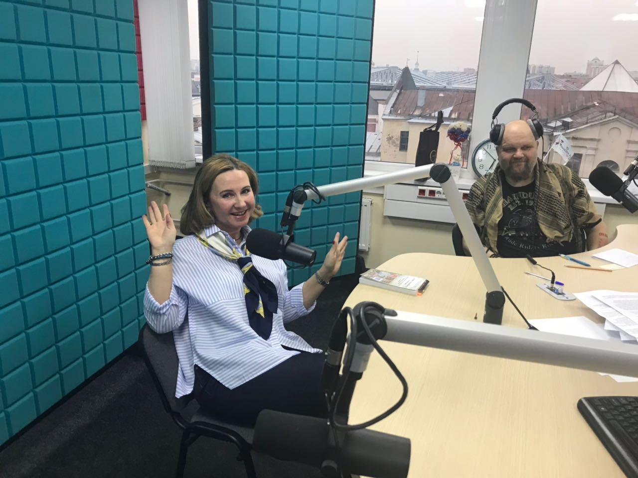 радио Милицейская Волна / кофе MADEO в прямом эфире!