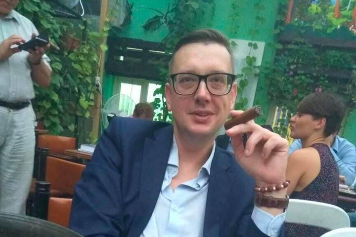 Василий Щепин — член совета клуба ОЧЕНЬ ДЕЛОВЫЕ ЛЮДИ