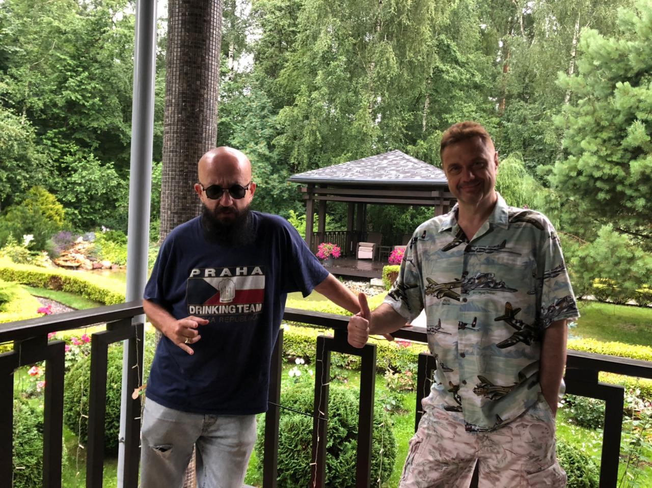 В гостях у Глеба Литвина и что нас ждёт в самое ближайшее время …